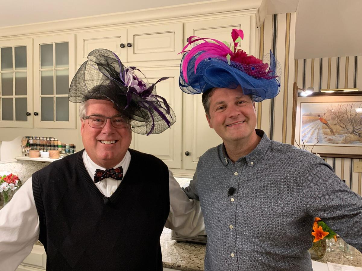 Tim Laird and Keith