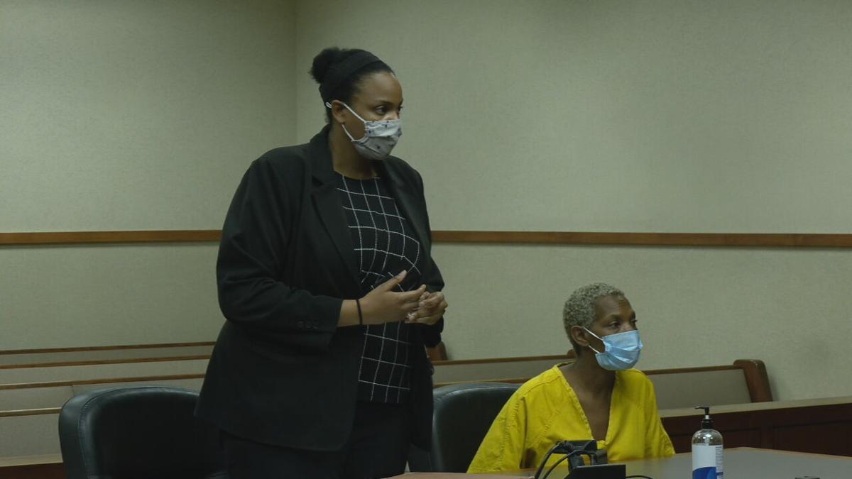 Katina Powell hearing