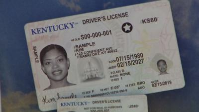 Kentucky prepares for roll-out of new state IDs