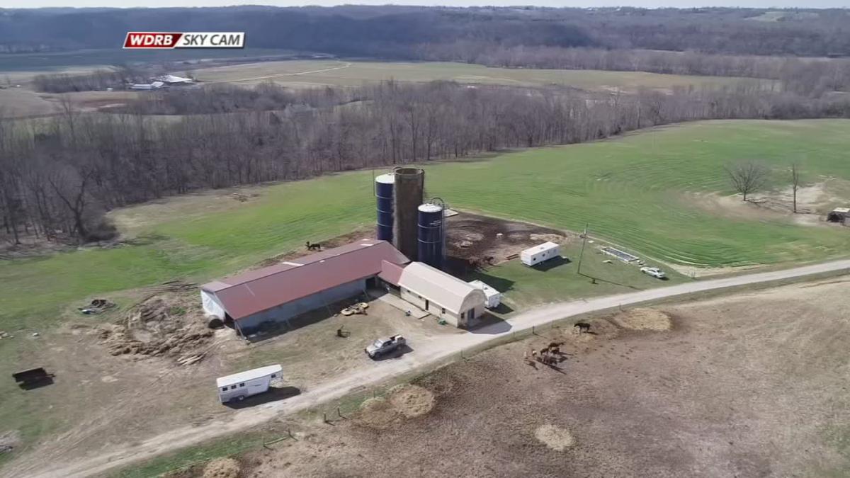 Spencer County farmer hoping hemp becomes new family business