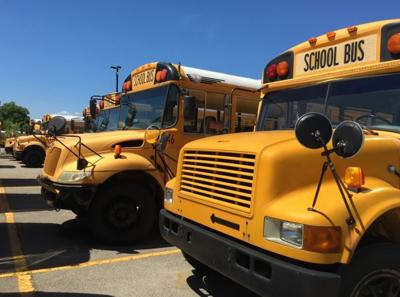 JCPS bus driver resigns from position after kindergartner left alone on bus