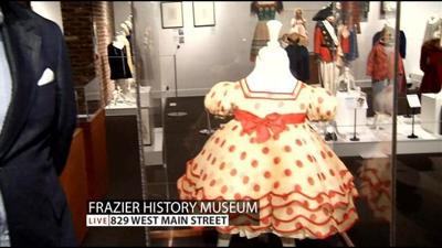 """""""Love, Shirley Temple"""" exhibit opens at Frazier History Museum July 3-8"""