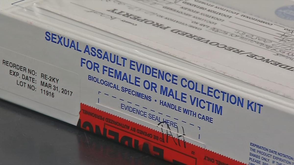 Sexual Assault Forensic Exam (SAFE) kit (also referred to as rape kits)