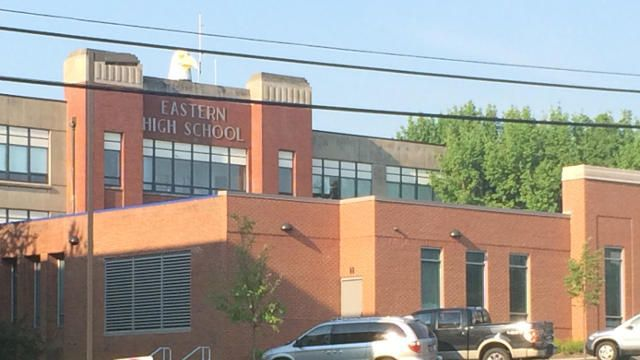 Eastern High School junior arrested after 'concerning' social media post