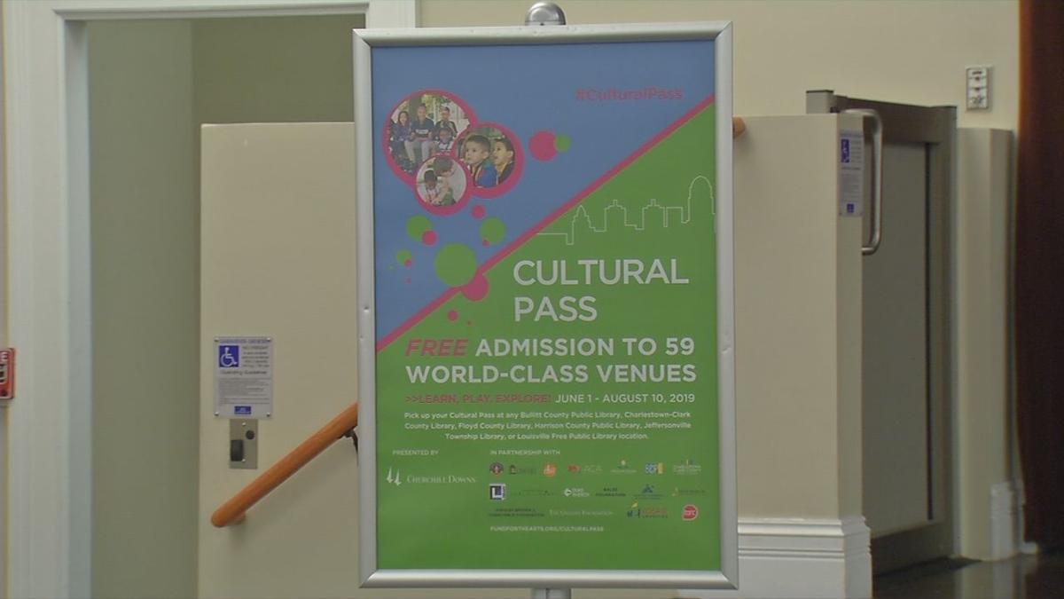 Cultural Pass Sign 2019