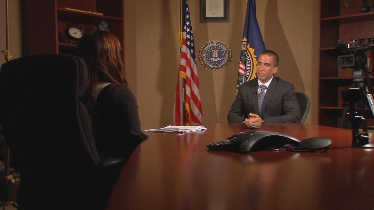 FBI Supervisory Special Agent Christopher Farrell