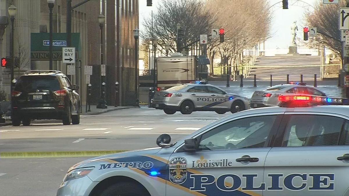 RV Downtown Louisville