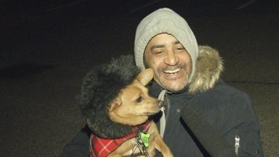 'My Dog Eats First' organization helps homeless pet owners with food, medical needs