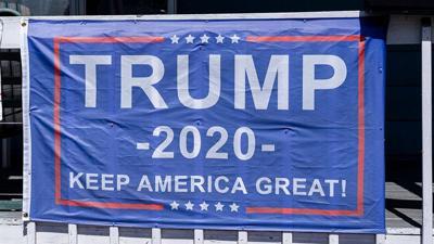 Trump 2020 Banner