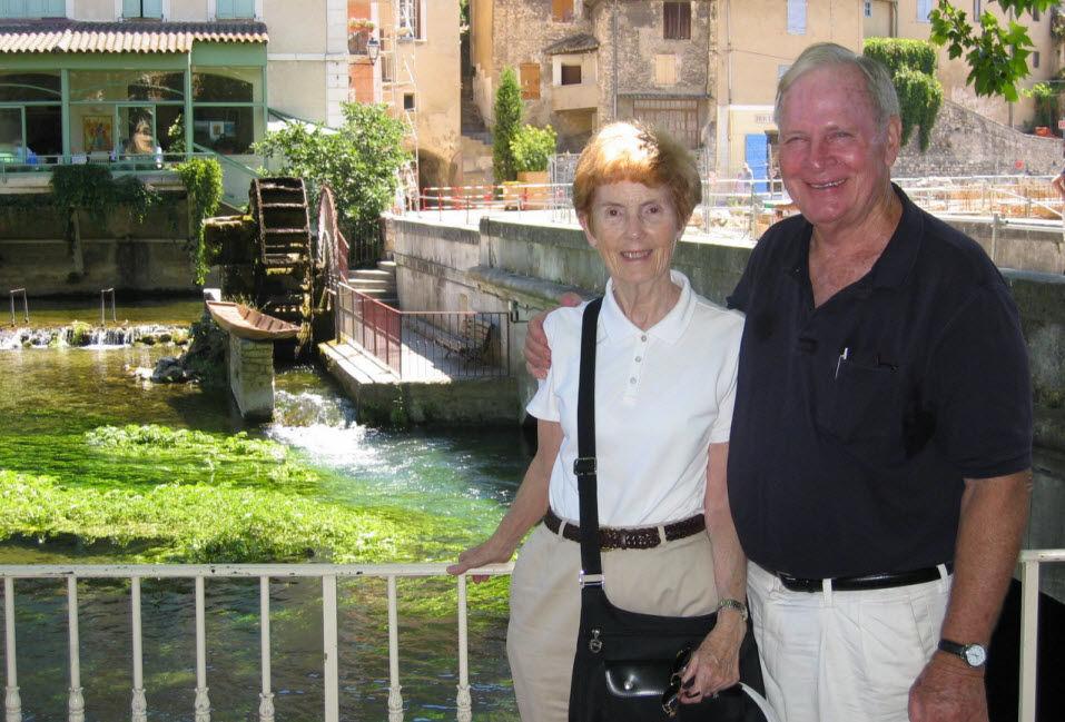 Betty and David Jones