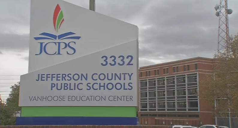 JCPS Sign