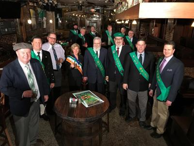 Ancient Order of Hibernians get ready for another St. Patrick's celebration