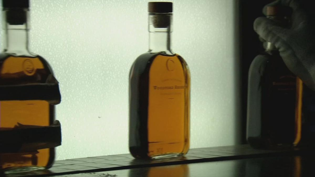 Brown-Forman bottles