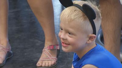 Bardstown boy's wish is granted to Disney amid leukemia battle