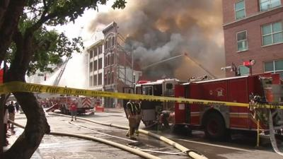 Contractor sued over $2 million in damages after 2015 fire on Whiskey Row