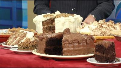 The Whistle Stop Cafe shares their recipe for Kentucky Pie