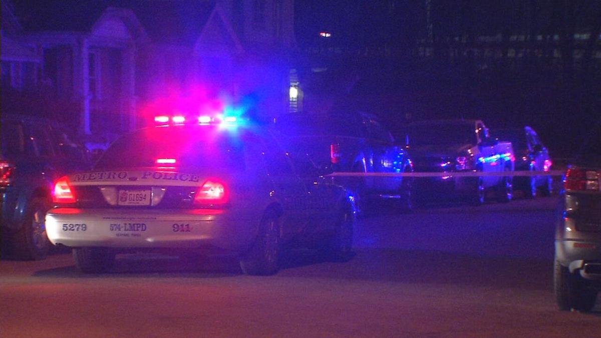 LMPD responds to shooting in Shawnee neighborhood 1-7-21