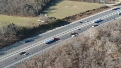 Dec. 4, 2019 crash on I-65 near Memphis, Indiana