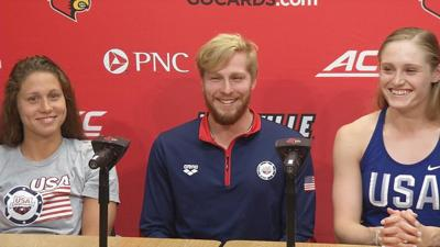 Cardinal swimmers set for World Championships