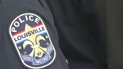 Louisville Metro Police Department (LMPD) patch