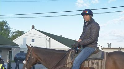 Louisville native is an assistant to Chad Brown