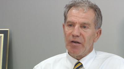 Dr. Brad Snyder, superintendent of New Albany Floyd County Schools