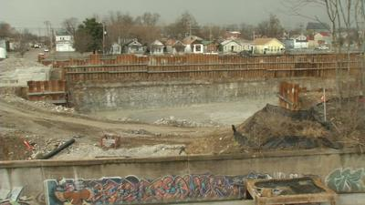Smoketown residents convince city and MSD officials to change design of new sewer basin
