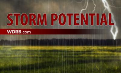 Sunday Storm Potential