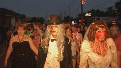 Louisville Zombie Walk brings life to Bardstown Road businesses