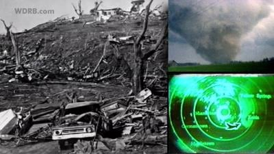 Remembering the Anniversary of the '74 Tornado Outbreak