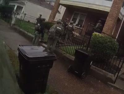 LMPD SWAT raid