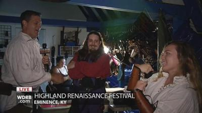 Highland Renaissance Festival takes you to a different time and place