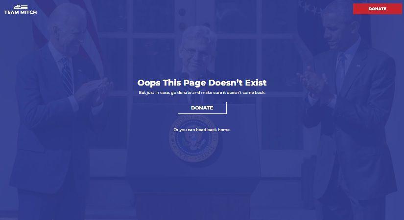TEAM MITCH WEBSITE - 404 ERROR MESSAGE - OBAMA - GARLAND 4-17-19.jpg