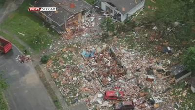 Jeffersonville home explosion