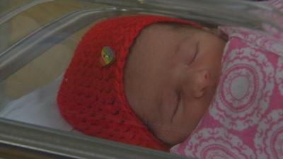 Baptist Health Red Hat Baby 2019
