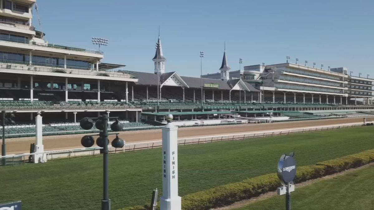 Churchill Downs beauty shot