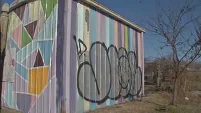 Graffiti in Germantown
