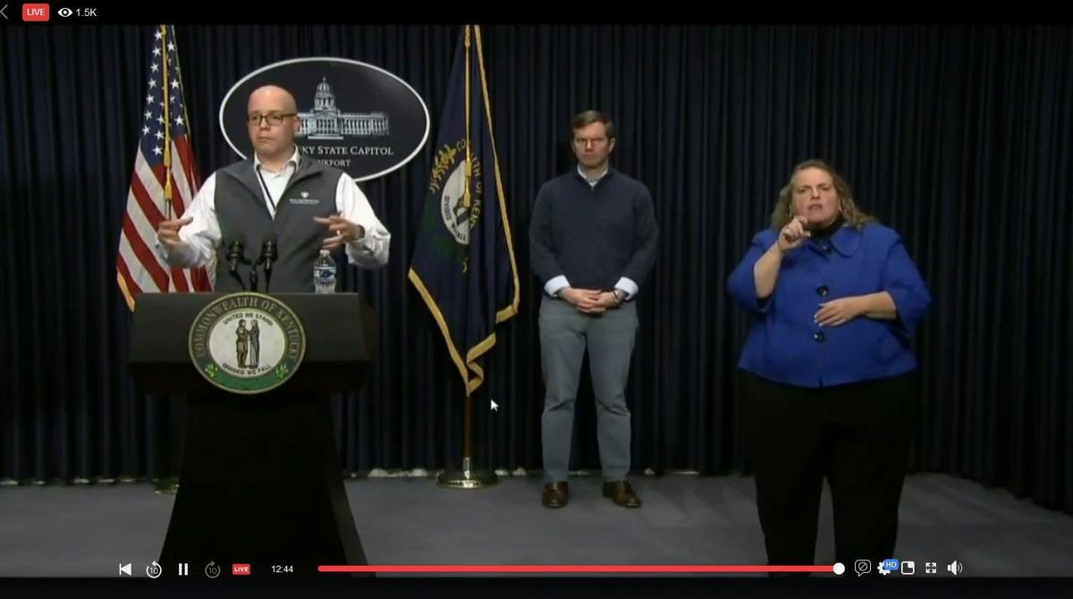 Kentucky now up to 124 confirmed cases and 4 deaths from ...