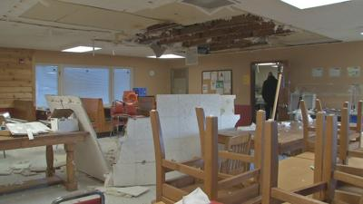 42 foster kids lose dining hall after frozen pipes burst at Boys and Girls Haven