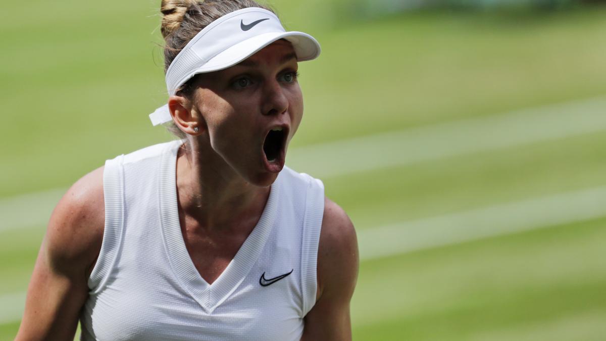 Simona Halep wins Wimbledon 7-13-19
