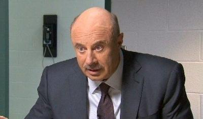 Talk show host Dr. Phil McGraw is TV's highest paid star
