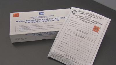Results from first 'backlogged' sexual assault kits expected this month
