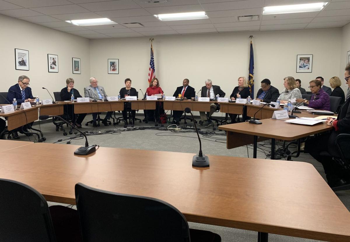 Kentucky Education Board Meeting - 12-12-19