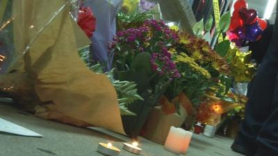 Dozens attend vigil held for Jeffersonville gas station owner shot and killed during robbery
