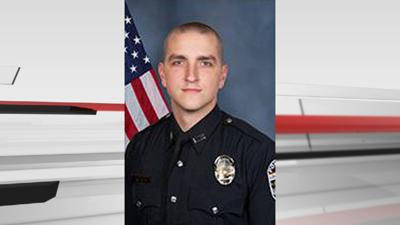 LMPD Officer Tyler Gelnett