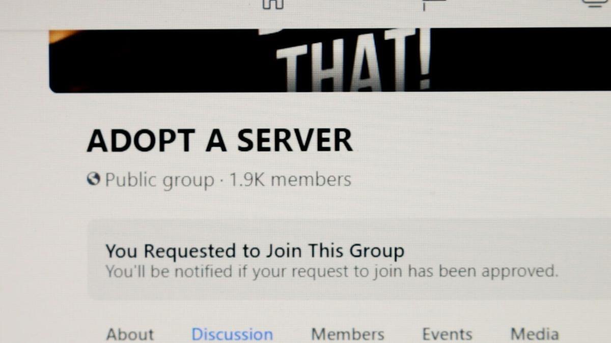 Adopt a Server