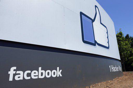 Facebook HQ Signage