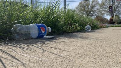 Litter Pepsi