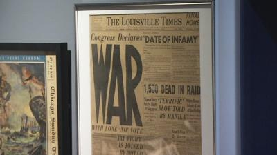 Pearl Harbor attacks remembered in Louisville on 75th anniversary