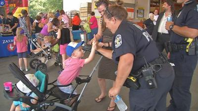 With a rising homicide rate, LMPD hopes National Night Out will build strong community partnerships